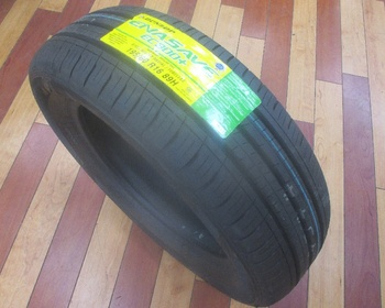 Dunlop - Brand new tires EC 300 + (195 / 60R16)