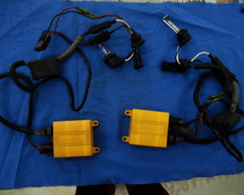BELLOF - Used HID Kit (HB3)