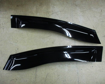 Unknown - Manufacturer unknown - Applicable model unknown front door visor