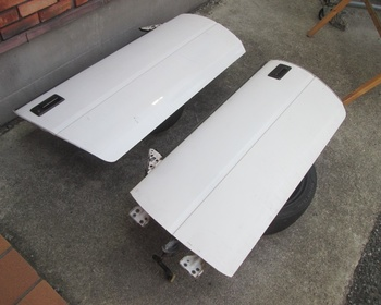 Unknown - Nissan Motor - Fairlady Z (Z31) 2by2 Genuine Door Left and Right Set