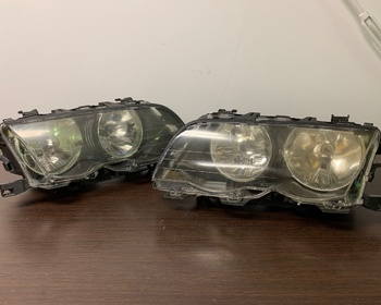BMW - Genuine E46 Front Light Set