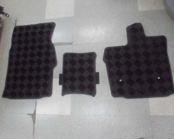 Garson - 20 External Floor Mats for Alphard