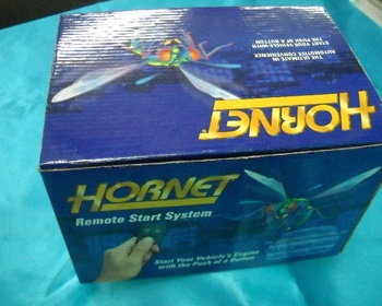 Unknown - Remote control engine starter HORNET (560T)